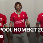 MP LIVERPOOL HOME FOOTBALL Jersey 2020/21 [Fivem Ready] 1.0