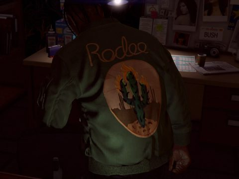 MP MALE Travis Scott /Alpha Industries Rodeo Bomber Jacket 1.0