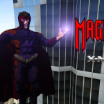 Master Of Magnet (Magneto) Retexture [Add-On Ped] 1.0