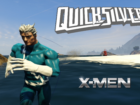 Quicksilver Comics [Add-On Ped] 1.0
