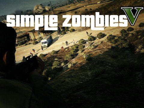 Simple Zombies [.NET] 1.0.2d