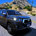 Toyota Hilux 2019 [Addon FiveM | Replace Offline] 1.0