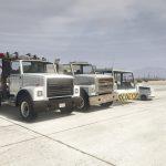 Trains, Trucks, Emergency & Service Vehicle Templates 2.5