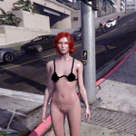 Triss (Nude) from Witcher 3 [Add-On Ped] 0.01