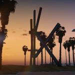Vespucci Beach Sculpture 1.1
