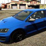 Volkswagen Golf MK7 R 2015 [Add-On | LODs] 0.1