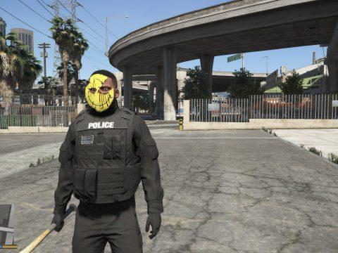 Manhunt mask to franklin 1.0