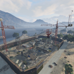 Zombie survival base for gta 5 1.0
