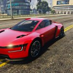 2016 Volkswagen XL Sport Concept [Add-On / Replace | LODs] 1.0