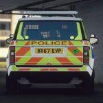 2017 Metropolitan Police SEG Ranger Rover Vogue [Replace | ELS] 1.0