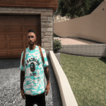 Bape T-Shirts [SP / FiveM]