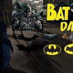 Batman Noel W/Cloth Happy Batman Day!!! [Add-On Ped]