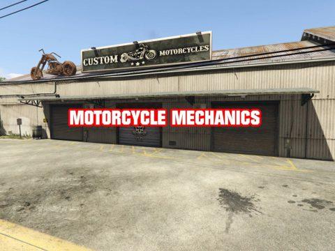 [MLO] Biker mechanics Paleto [SP / FiveM] 1.0
