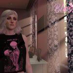 Blossom Tarot t-shirt MP FEMALE