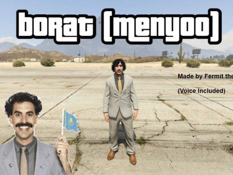Borat (Menyoo) 1.0