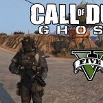 Call of Duty Ghost Pack [Add-On / Replace] 1.0
