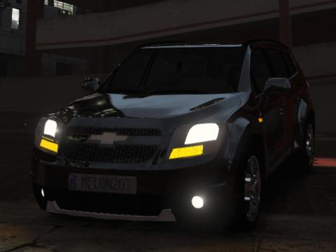 Chevrolet Orlando 2011 (Korean version) [Replace / FiveM] 1.0