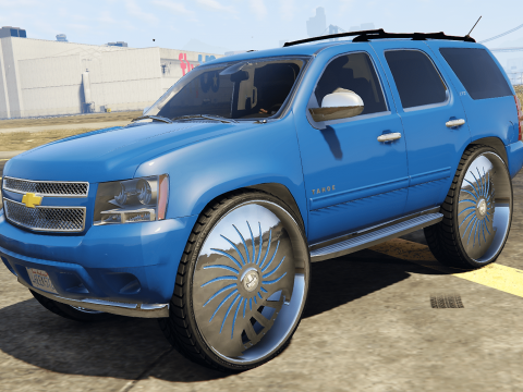 Chevrolet Tahoe on 34's [Add-On] 1.5
