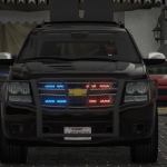 Chevy Tahoe LTZ 2014 Armored [Add-On] 1.0