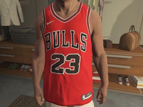 Chicago Bulls #23 (Franklin)