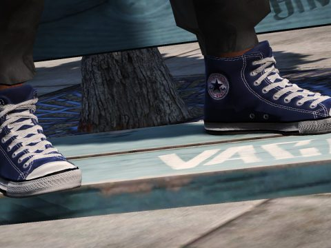 Converse All Stars For Frank 2.0