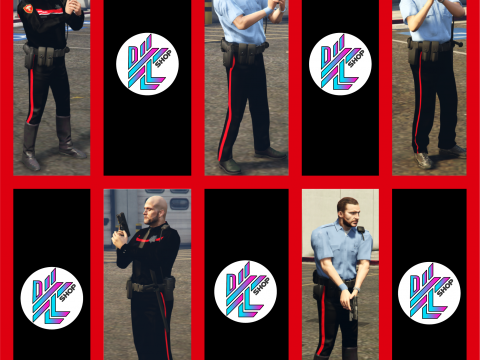 Divise Carabinieri - NPC 1.0