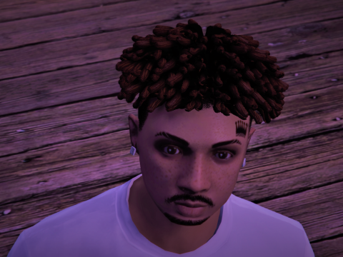 Kato's Dreads Style For MP Male (SP / FiveM) 1.0