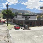 Fire station (Fire house) (911 US, 18 FR version) 1.0