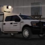 Ford F-150 2018 SEMAR Armored (Secretaria De Marina De Mexico) 1.0