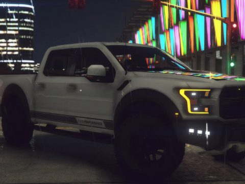 Ford Raptor 2017 [Add-On | Template] 1.5