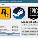 Grand Theft Auto V Platform Switcher 1.0.0.2372.2