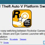 Grand Theft Auto V Platform Switcher 1.0