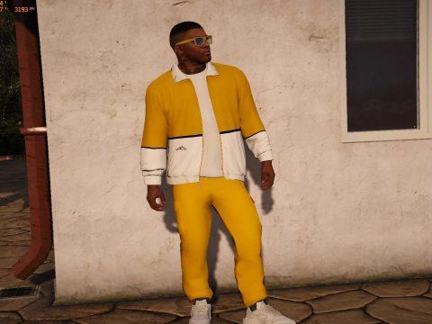 J Balvin Amarillo Yellow Outfit 1.2