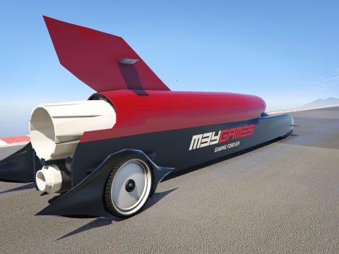 """Jet Car """" M3YGAMES """" 1.0"""