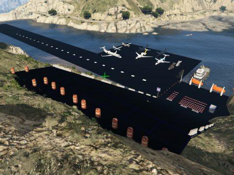 Lake Airfield [Menyoo] 1.0