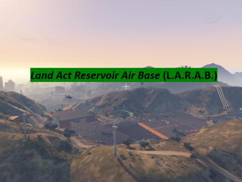 Land Act Reservoir Air Base