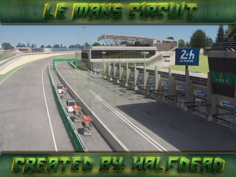 Le Mans Circuit [Add-On SP / FiveM] 1.0.1