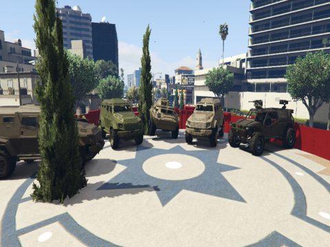 Life Iinvader Military Base Apocalypse [MENYOO] 1.0