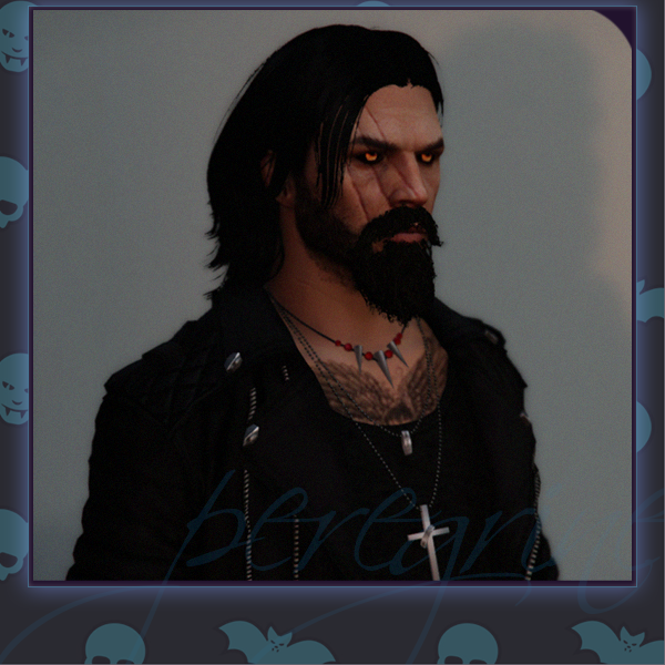 Long Hair For MP Male FIVEM Ready 1.0