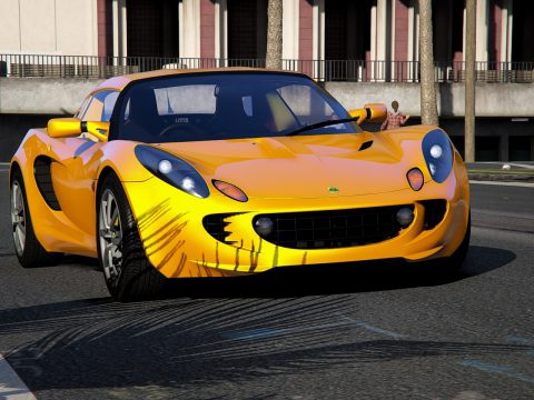 Lotus Elise 111S '05 [Add-On | Extras | RHD | LODs | Template] 1.2