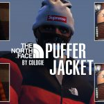 MP MALE North Face Puffer Jackets 1.0