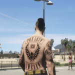 MP Swedish the lost mc tattoo 1.0