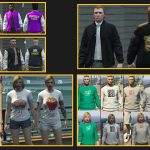 Male& Female& Gang Clothing Pack FiveM Ready 0.01