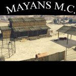 [YMAP] Mayans M.C. Clubhouse [Add-On SP / FiveM] 1