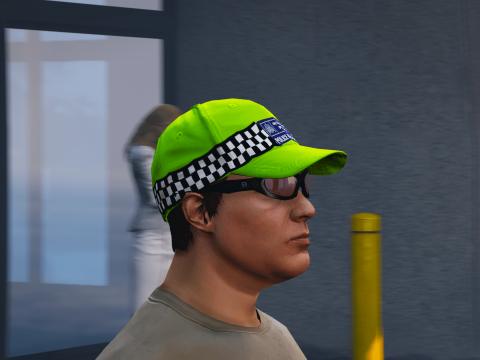 Metropolitan Police EUP Plain Clothed Officer Hat 0.1