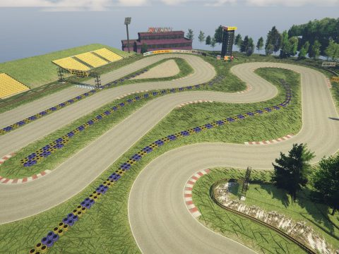 MotorSportsLand [Add-On SP / FiveM] SinglePlayer [Addon]