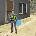 PNP Traffic vest 1.0