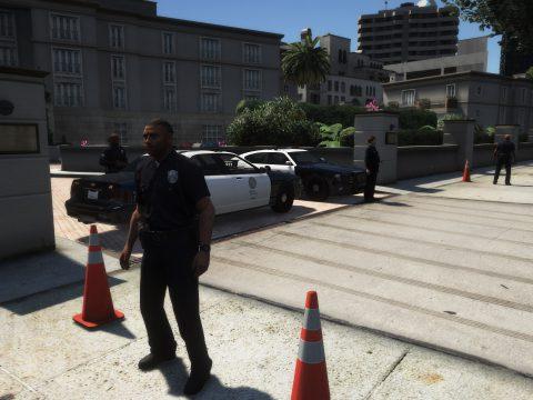POLICE STAND [MapEditor] 1.0