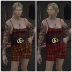 Party dress Gucci (MP Female) 1.0
