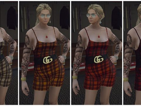 Party dress Gucci (MP Female) 1.0